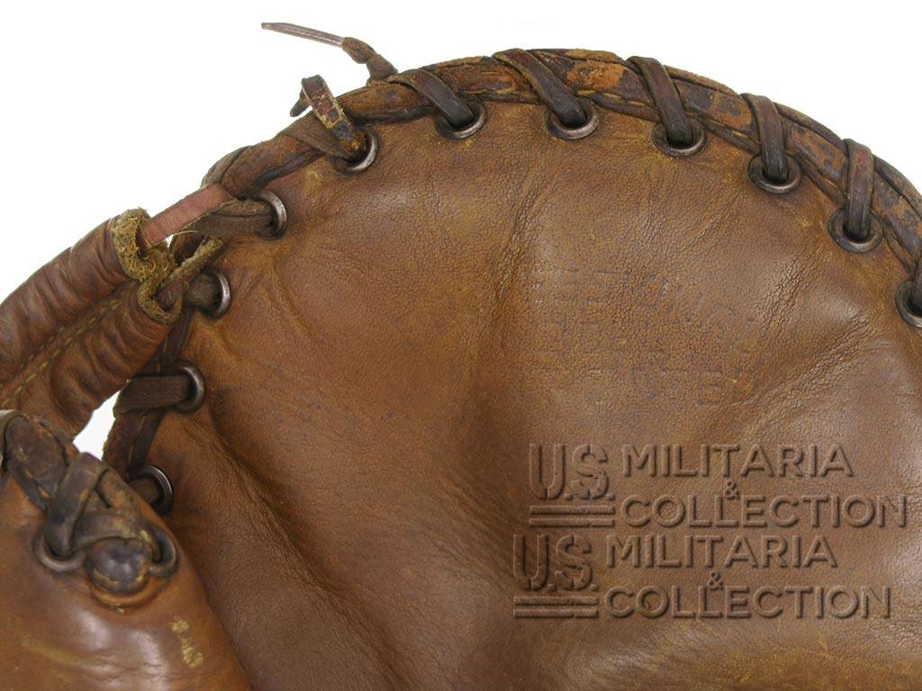 Gant de Baseball, Catcher, US NAVY