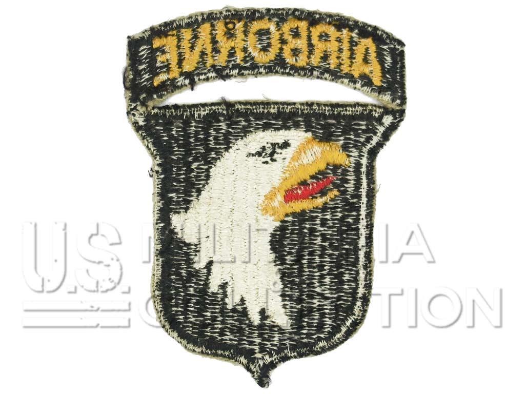 Insigne 101st Airborne Division, Type 10