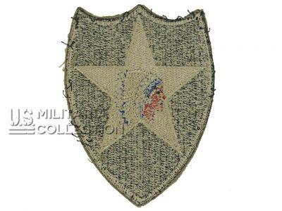 Insigne 2e division infanterie US