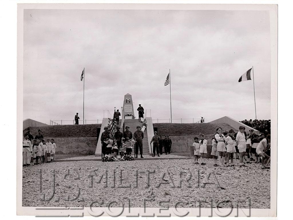 Photo originale Utah Beach