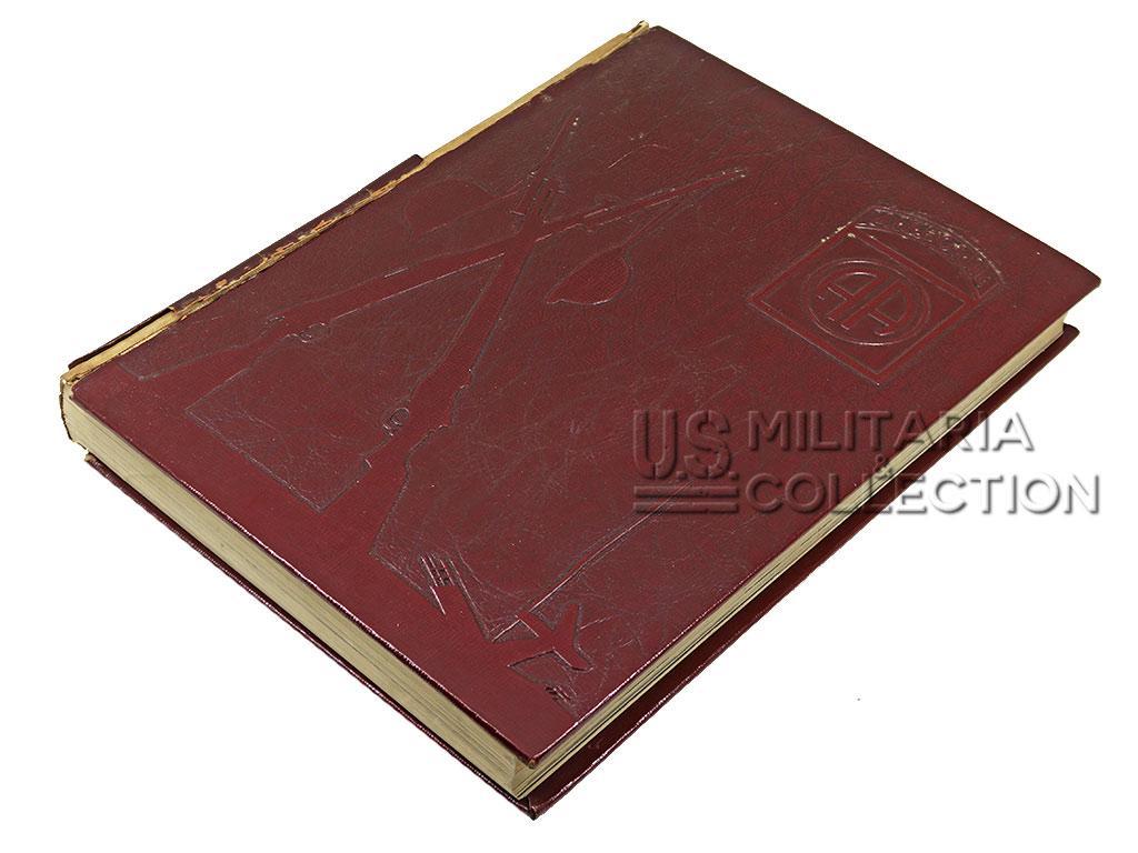 Saga of the All American, 82e Airborne, livre édition originale