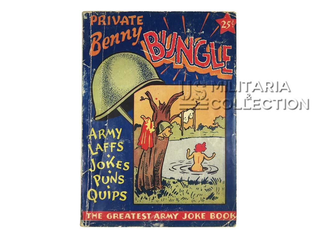 Bande dessinée US pour GIs, 1943