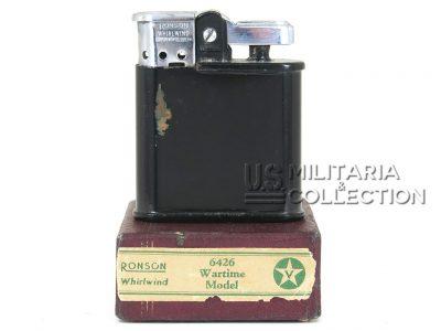 Briquet Ronson Wartime Model 6426