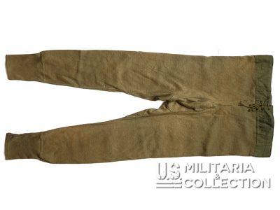 Caleçon long US Army, 1944