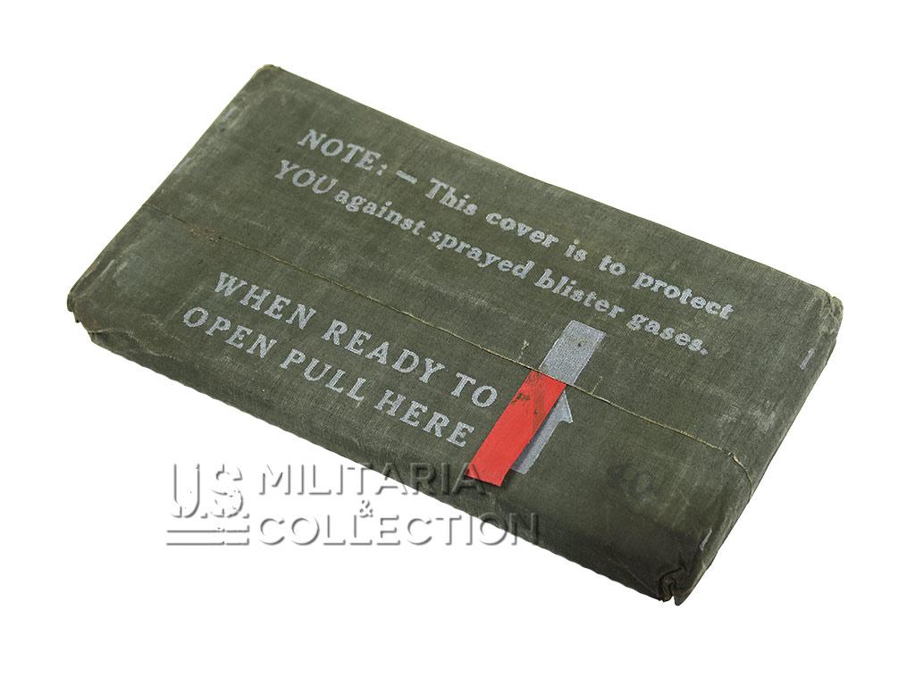 Cape Anti-gaz US Army, 1944