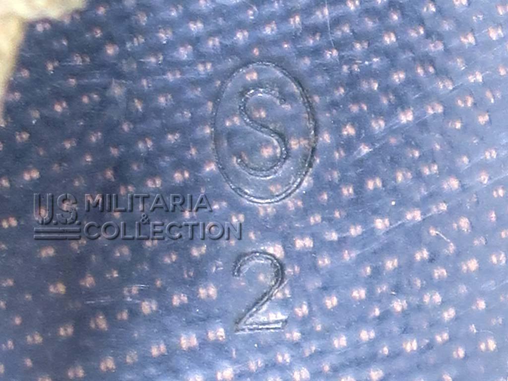 Casque M1 pattes fixes 65C, liner Seaman Paper Co.