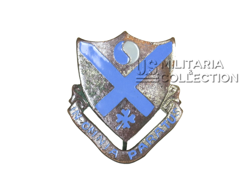 Crest, 114th Infantry Rgt., 29th Infantry Division