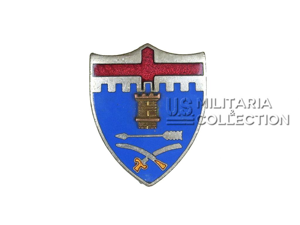 Crest, 11th Infantry Rgt., 5th Infantry Division