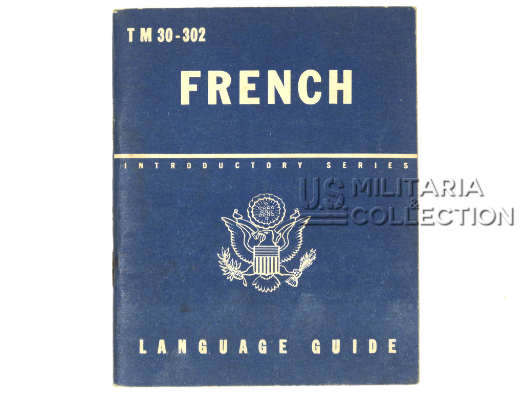 French Language Guide, 1943