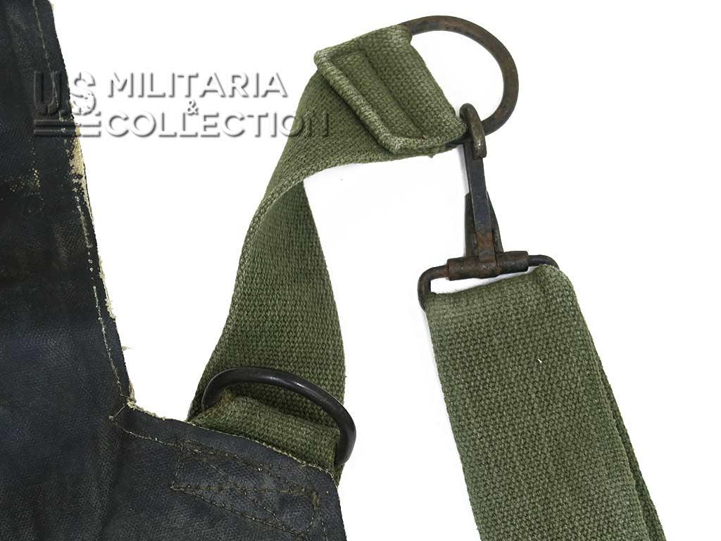 Housse M7, pour masque anti-gaz, d'assaut M5