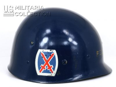 Liner 10th Infantry Division