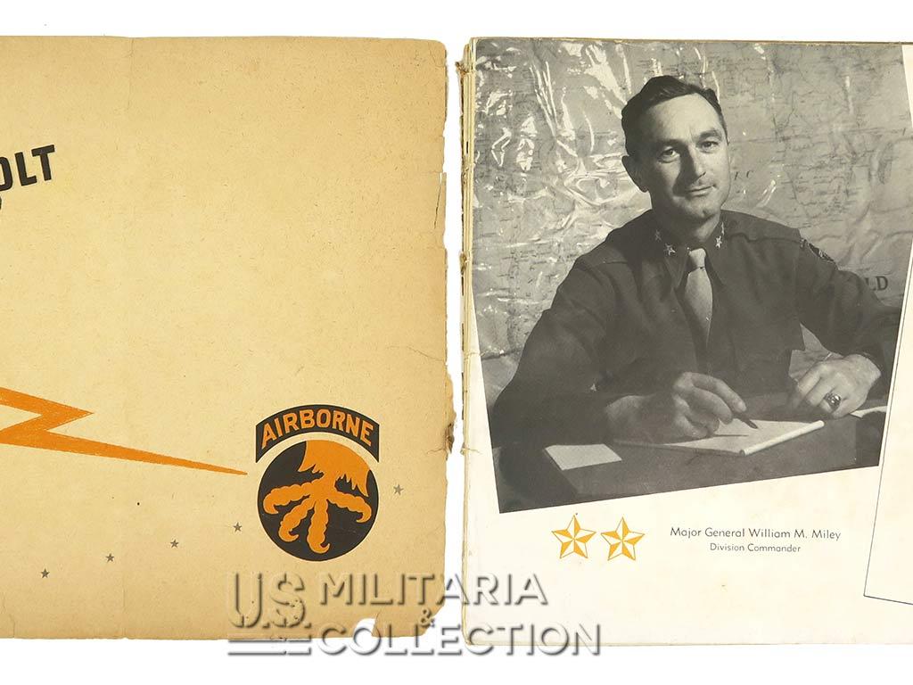 Livret 17e Airborne Division, 513th PIR