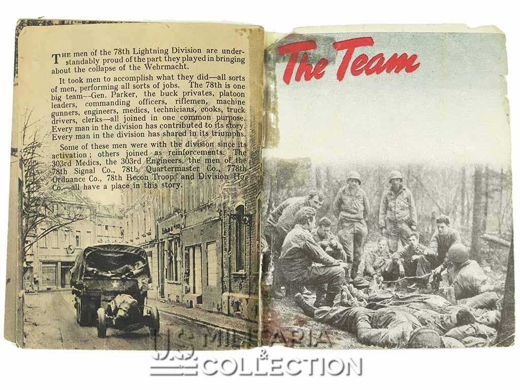 Livret 78e division infanterie