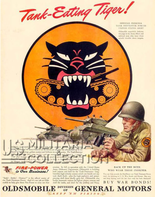 Affiche Tank Destroyer