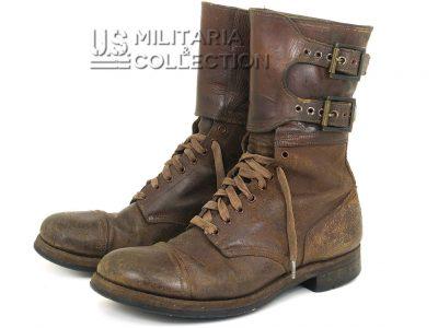 Brodequins à jambières, buckle boots 1er modèle