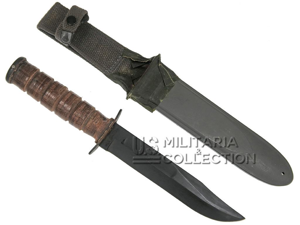 Couteau Camillus MK 2, US Navy