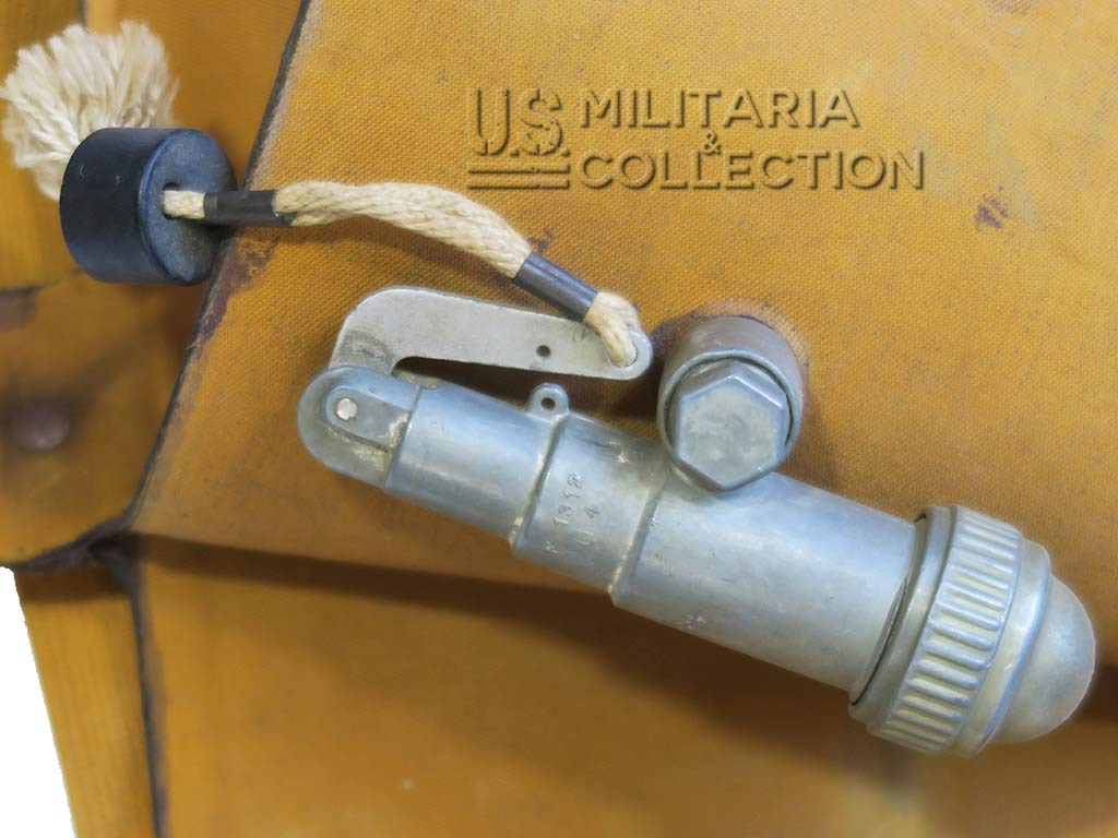Gilet de sauvetage, USAAF, Type B-4, 1944