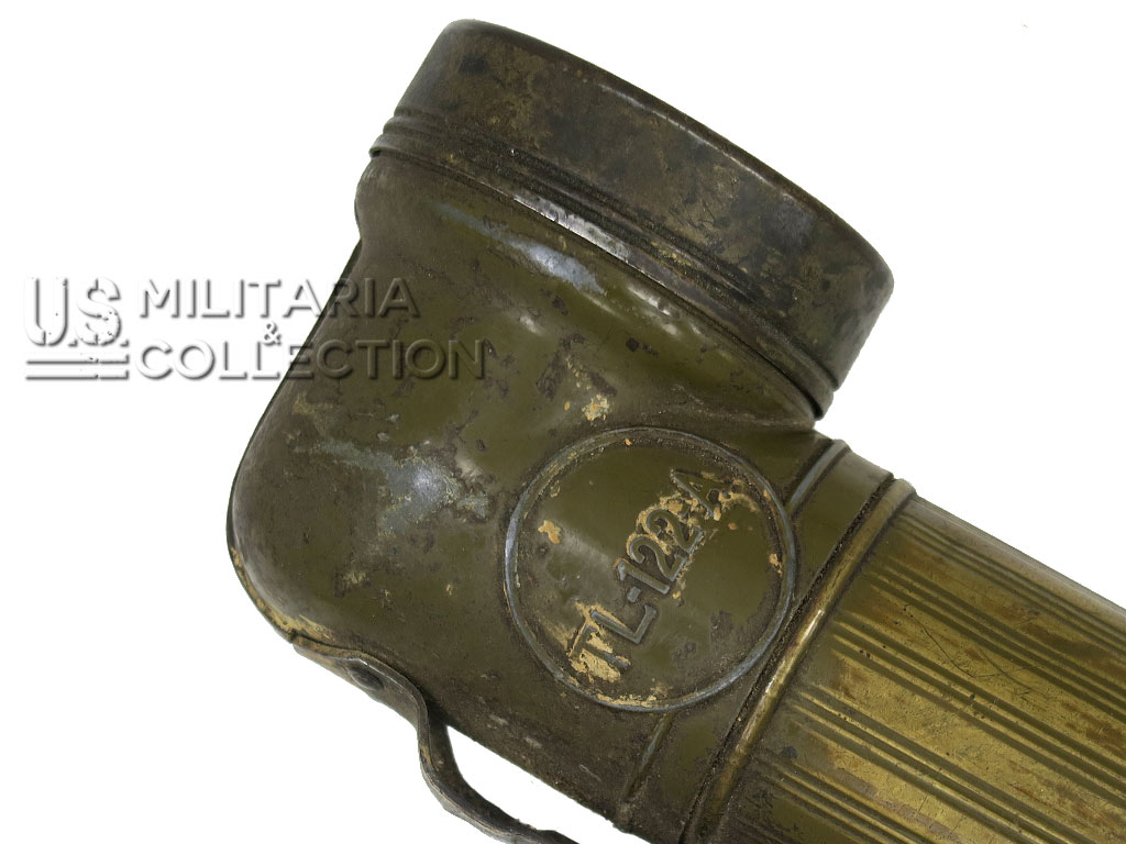 Lampe TL-122-A Eveready métal