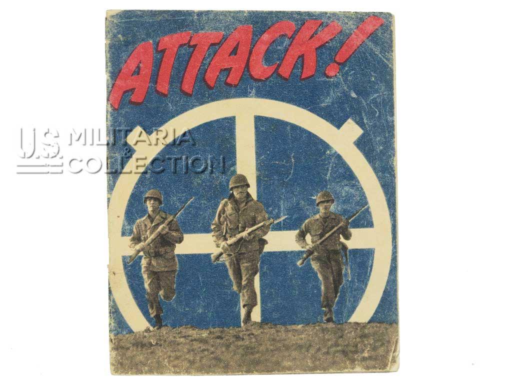 Livret 35e division infanterie US