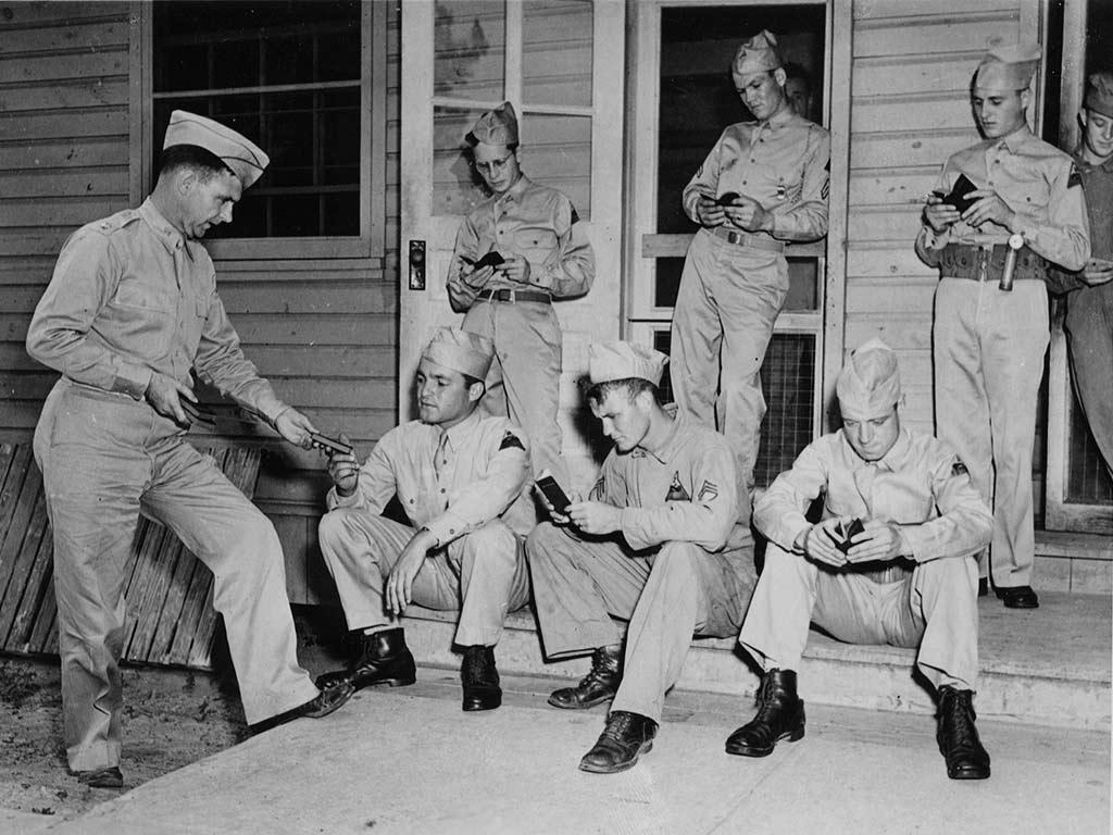 Livret de prières US Army US Navy