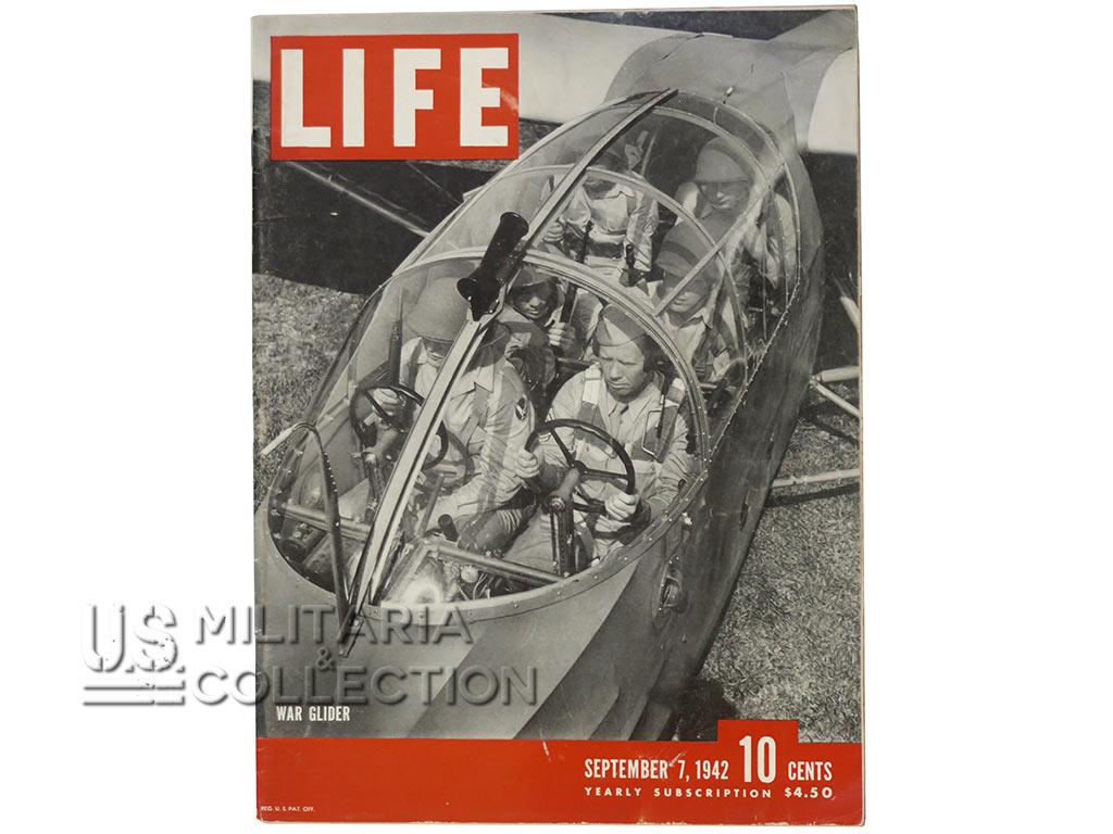 Magazine Life War Glider