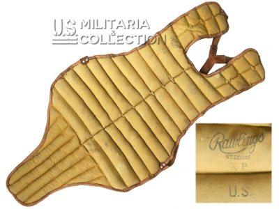 Plastron de Baseball US Army, Wilson