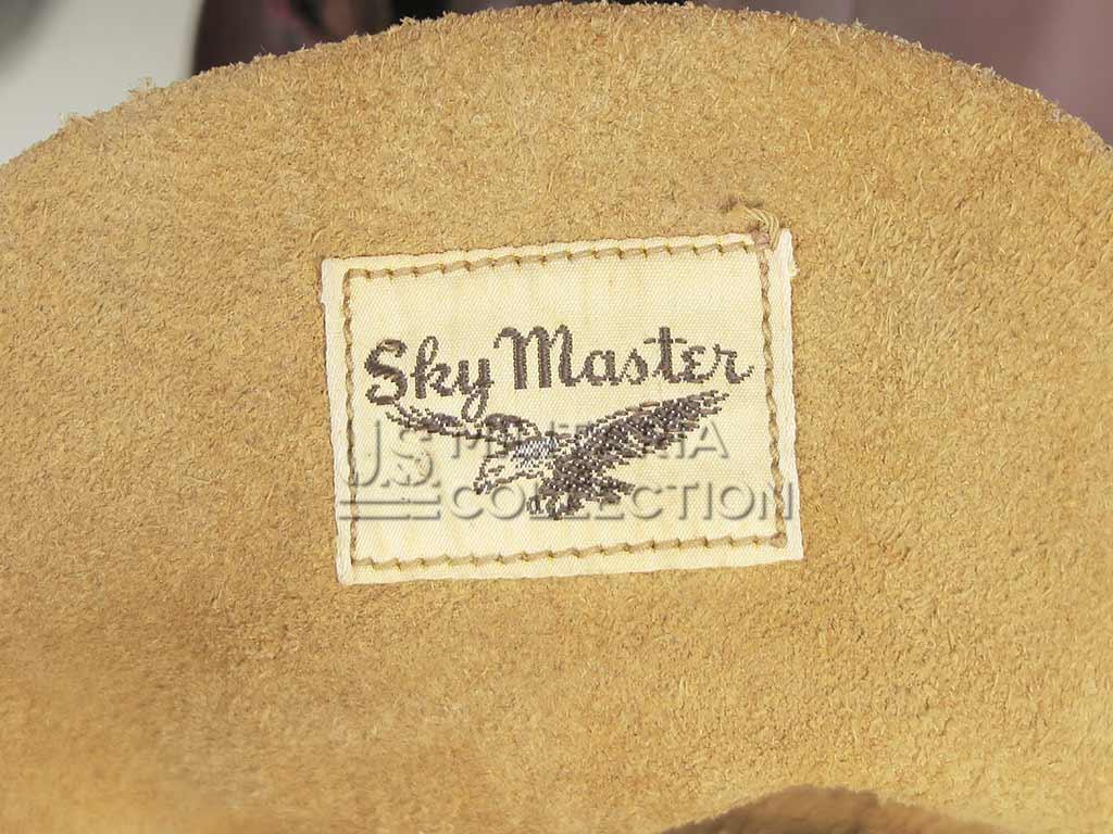 Bottes de saut parachutiste Sky Master