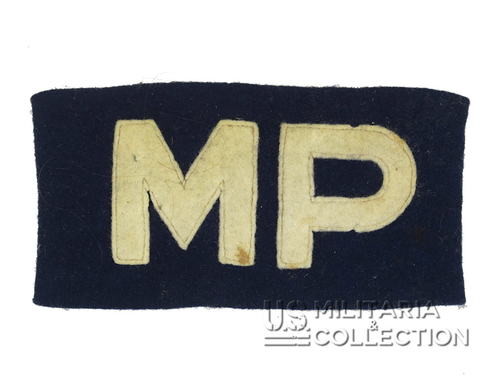 Brassard Military police, MP