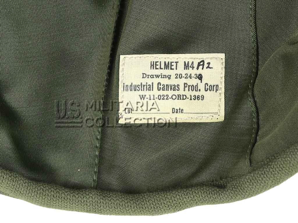 Casque anti-flak, M4A2, USAAF