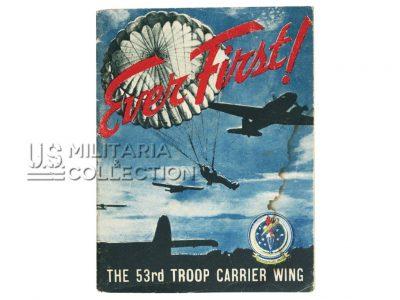 Livret, 53rd Troop Carrier Wing