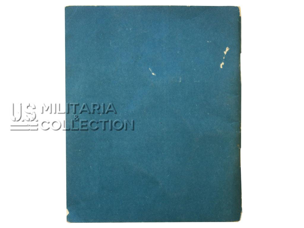 Livret French Language Guide, 1943-1951
