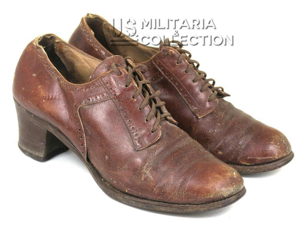 Chaussures, Women Army Corps, WAC