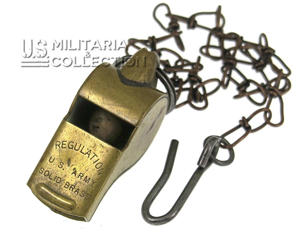 Sifflet Regulation US ARMY