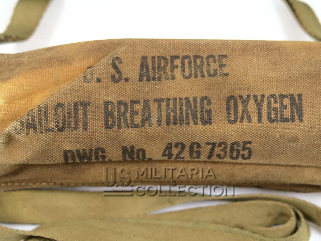 Bouteille oxygène Type H-1