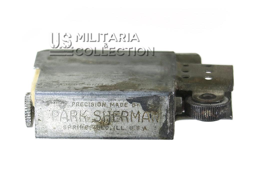Briquet US Park Sherman, U.S.S. BANDERA