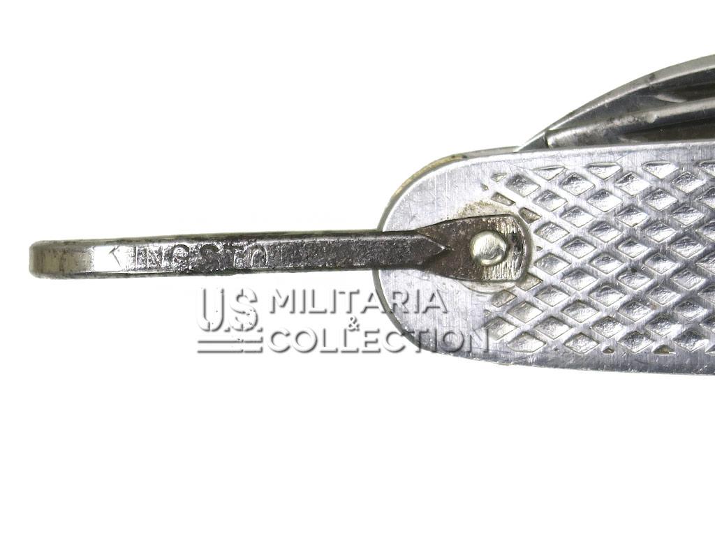 Couteau de poche, US ARMY, multifonctions