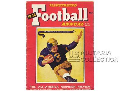 Magazine Football illustrated annual 1944