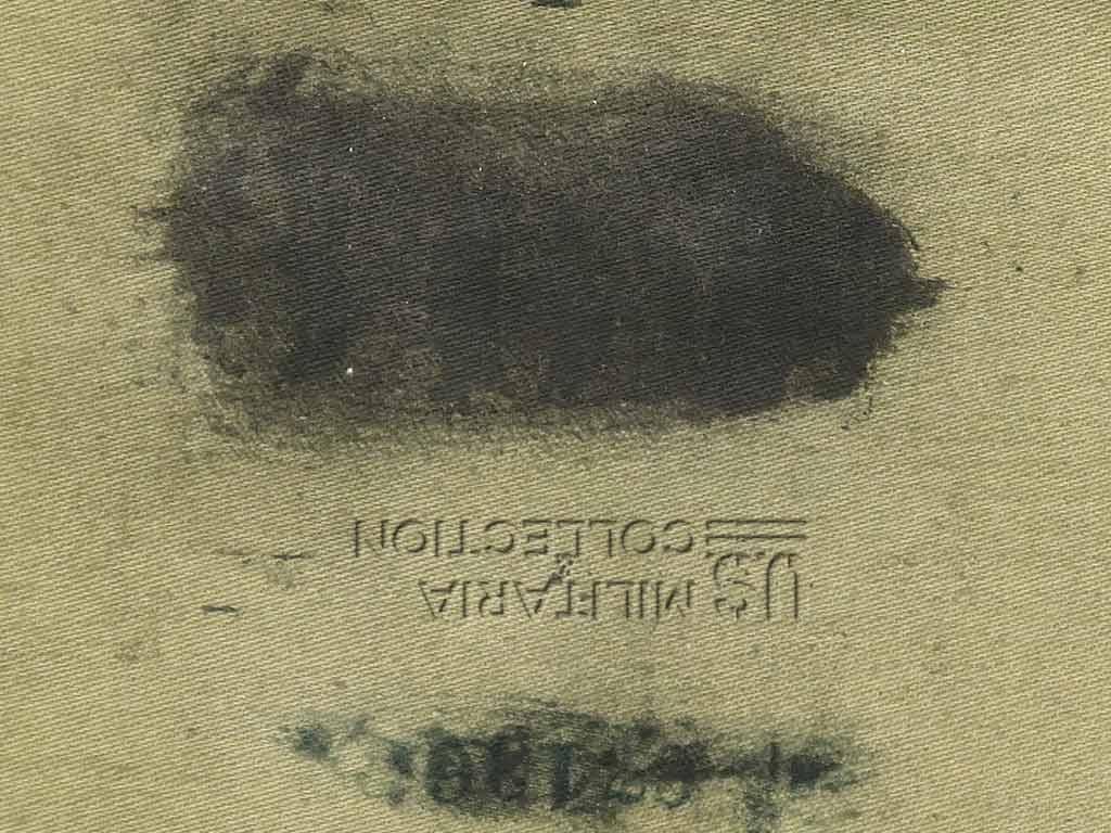 Musette M-1936, Caoutchoutée, Hamlin