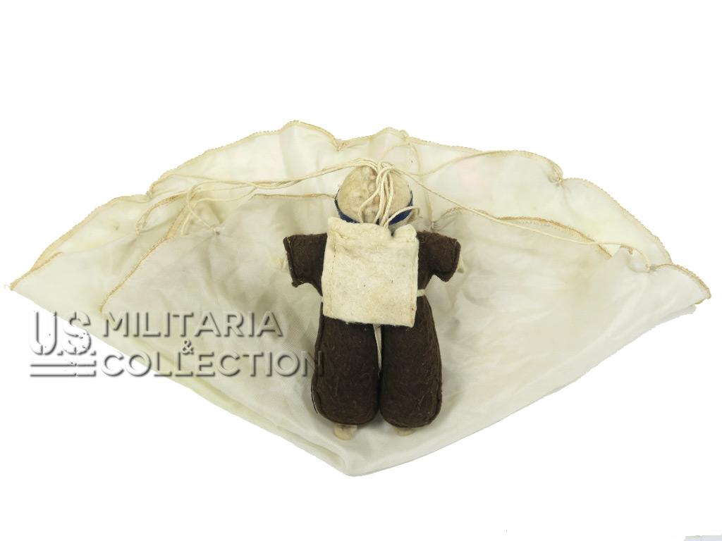 Poupée The Para-Trooper, Pat-Parachute