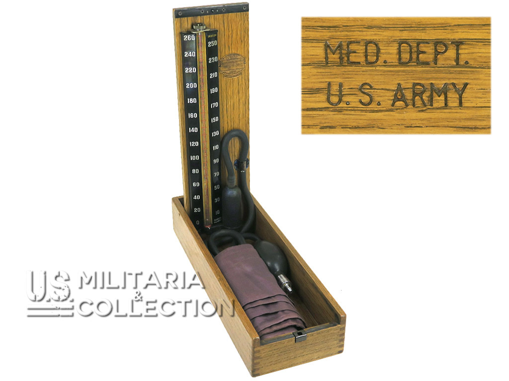 Tensiomètre Medical Department US ARMY