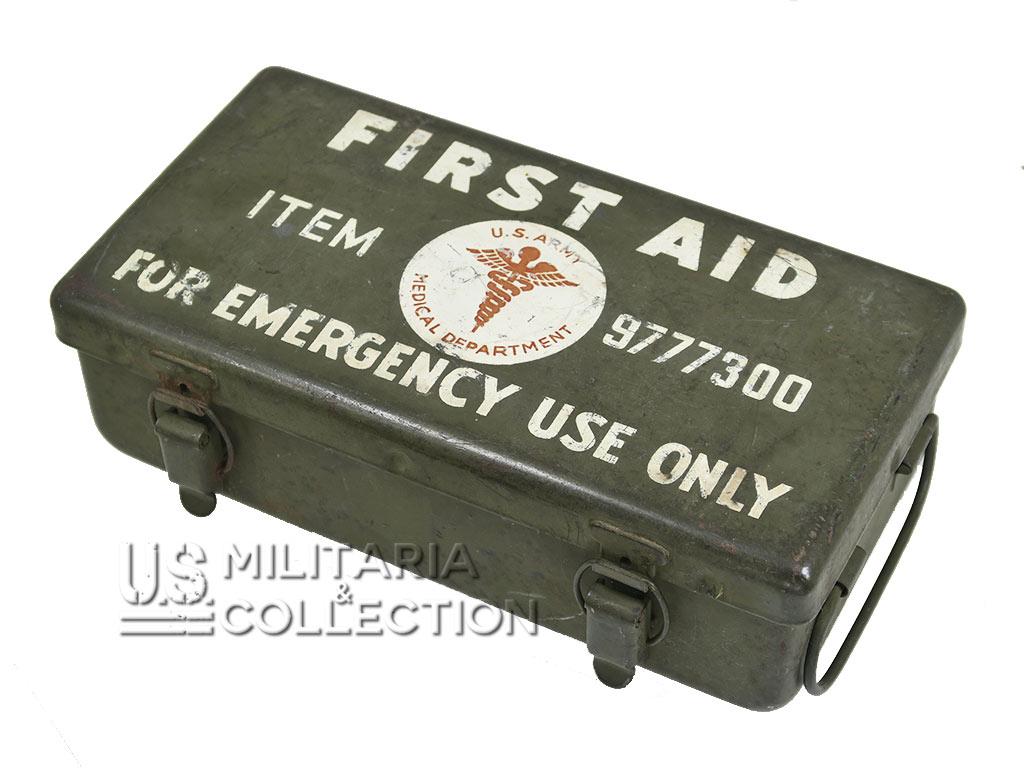 Boite premiers secours 12 unit