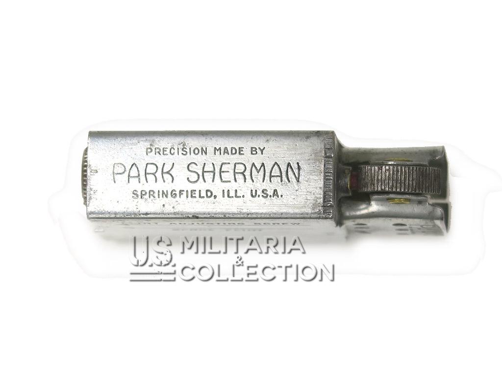 Briquet US Park Sherman + boite
