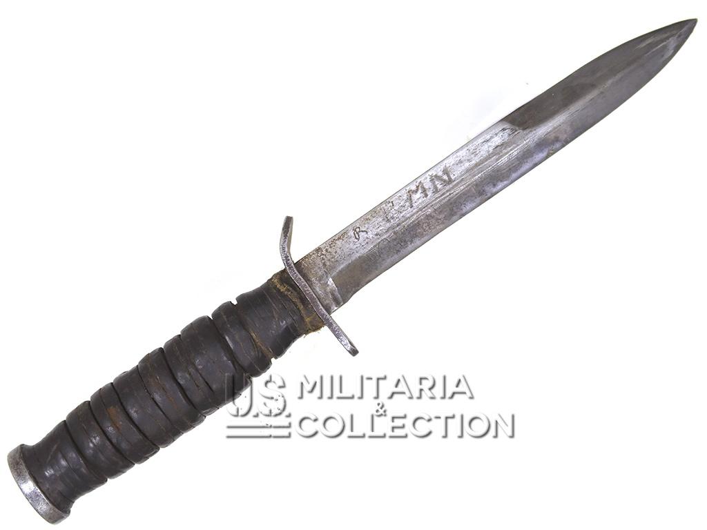 Couteau USM3 Utica, Bataille des Ardennes