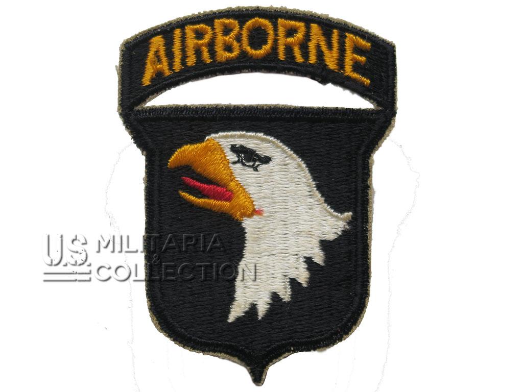 Insigne 101e Division Aéroportée, Type 7