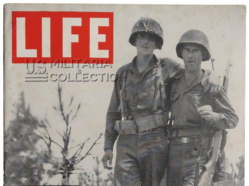 Magazine Life 3 juillet 1944