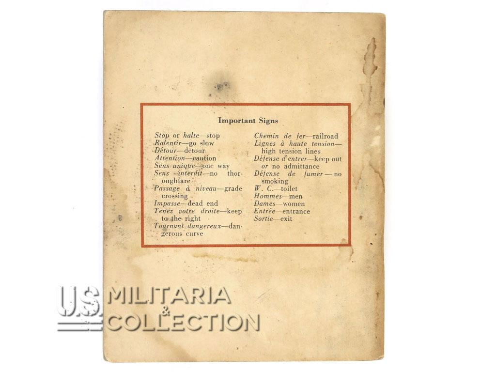 Pocket Guide to France 1944