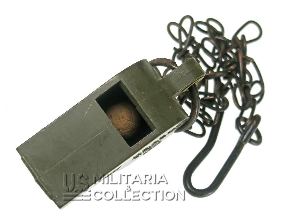 Sifflet US ARMY 1944