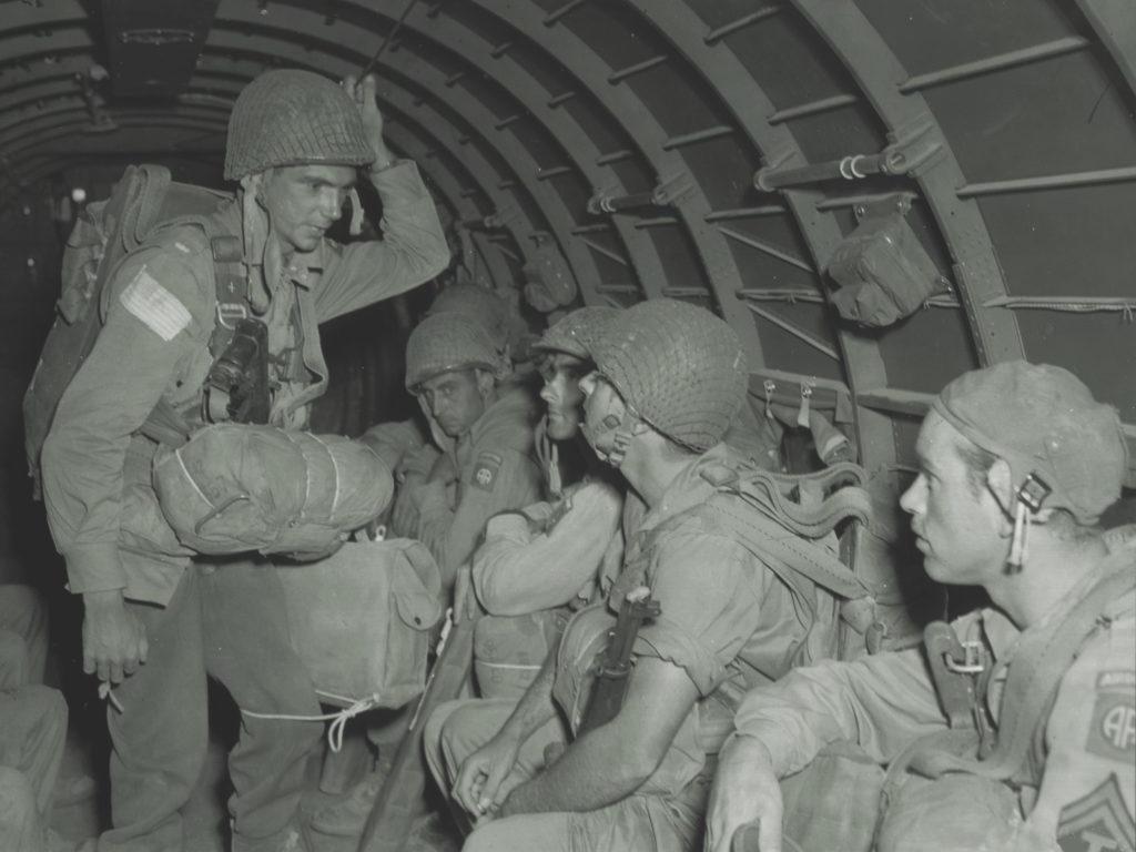 82nd Airborne 13 septembre 1943 Sicile