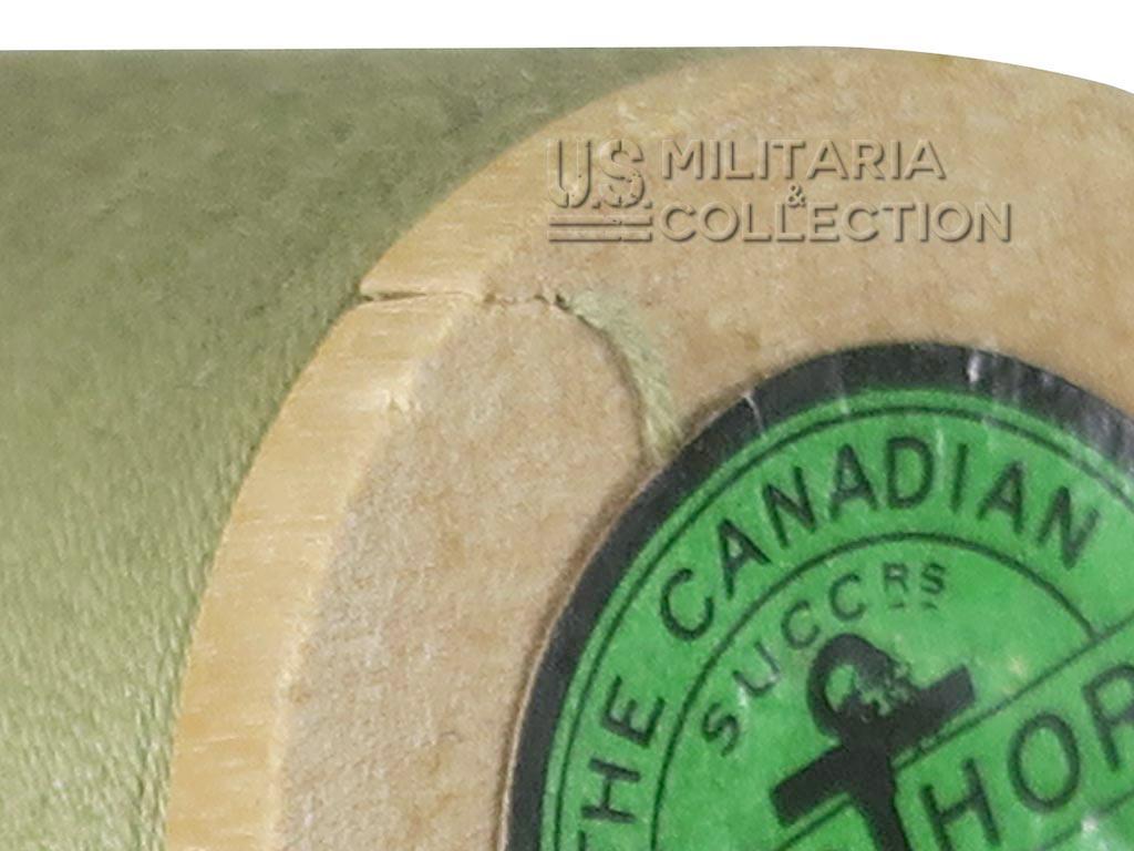 Bobine de fil US Army, kaki