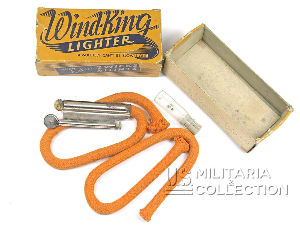 Briquet US Wind-King, Foxole Lighter